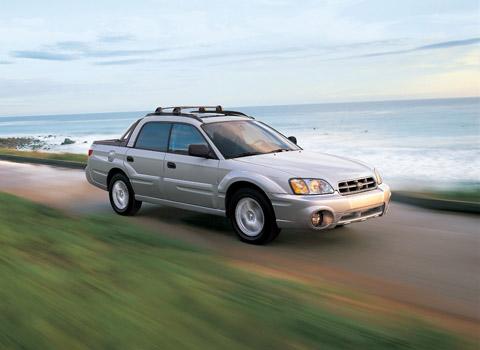 Отзыв о Subaru Baja (Субару Баха)