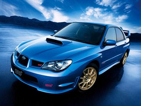 Отзыв о Subaru Impreza WRX STI  (Субару Импреза ВРХ СТАй)