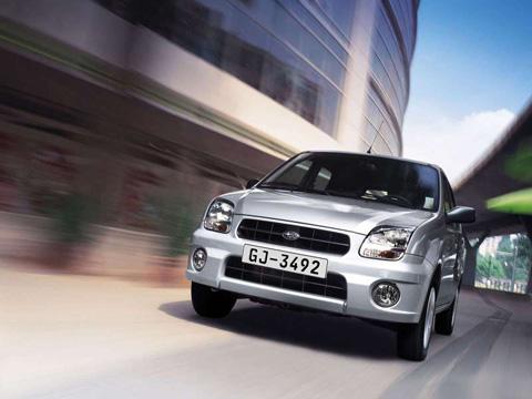 Отзывы о Subaru Justy (Субару Джасти)
