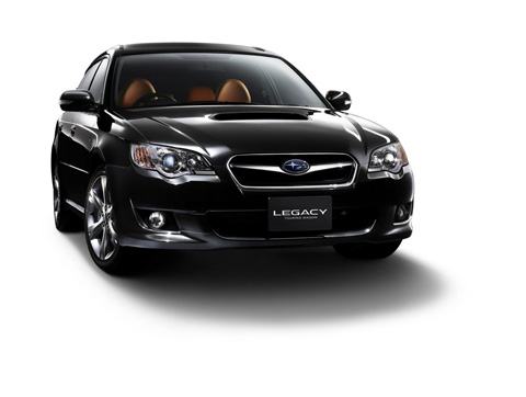 Отзывы о Subaru Legacy (Субару Легаси)