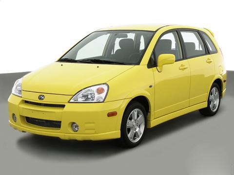 Отзывы о Suzuki Aerio (Сузуки Аэрио)