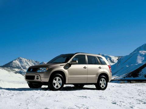 Отзывы о Suzuki Grand Vitara (Сузуки Гранд Витара)