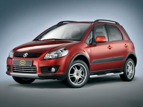 Отзывы о Suzuki SX4 (Сузуки СХ4)