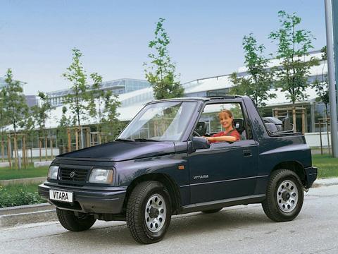 Отзывы о Suzuki Vitara (Сузуки Витара)