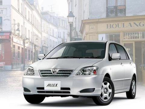 Отзывы о Toyota Allex (Тойота Аллекс)