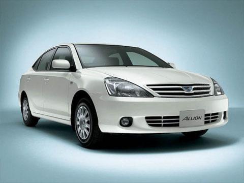 Отзывы о Toyota Allion (Тойота Аллион)