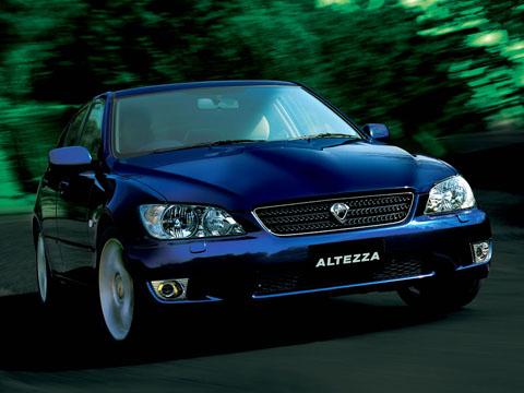Отзывы о Toyota Altezza (Тойота Альтеза)
