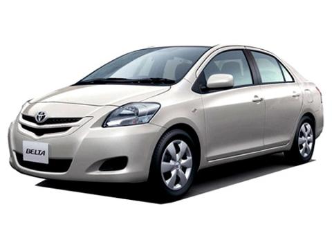 Отзывы о Toyota Belta (Тойота Бельта)