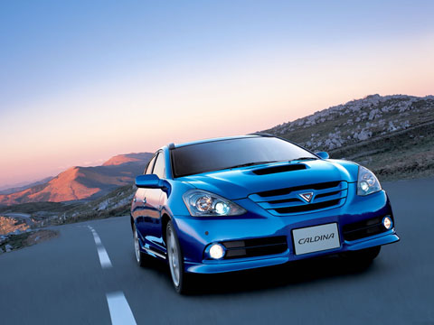 Отзывы о Toyota Caldina (Тойота Калдина)