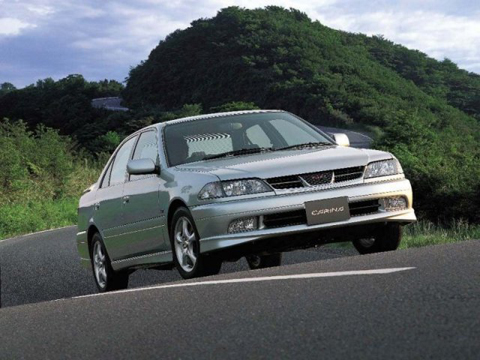 Отзывы о Toyota Carina (Тойота Карина)