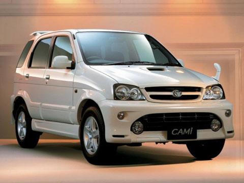 Отзывы о Toyota Cami (Тойота Ками)
