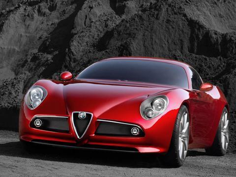 Отзывы о Alfa Romeo 8C Competizione (Альфа Ромео 8С Компетизоне)