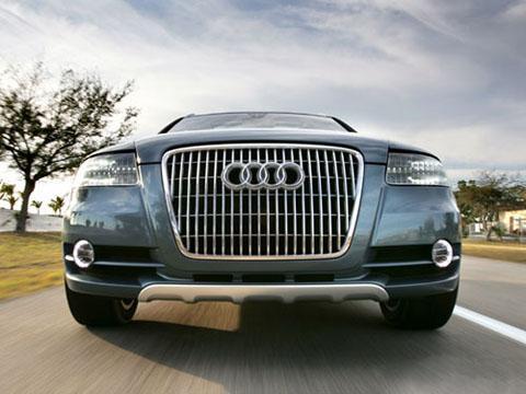 Отзывы о Audi Allroad (Ауди Олроад)