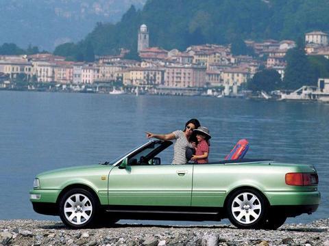 Отзывы о Audi Cabriolet (Ауди Кабриолет)