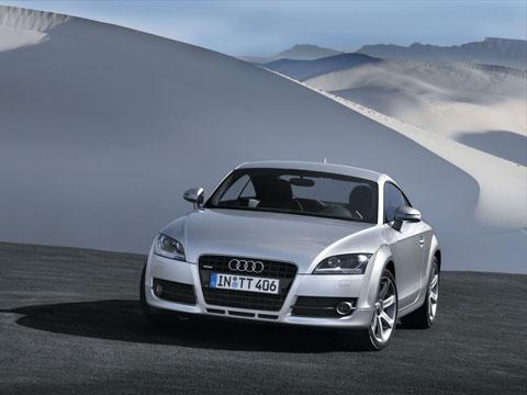 Отзывы о Audi TT (Ауди ТТ)