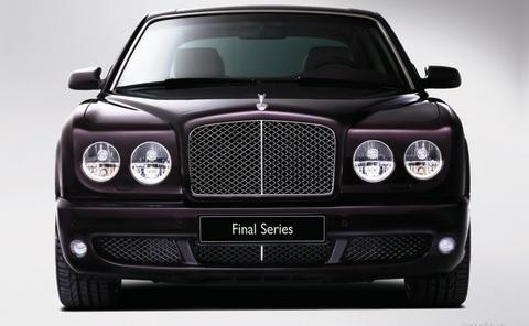 Отзывы о Bentley Arnage (Бентли Арнаж)