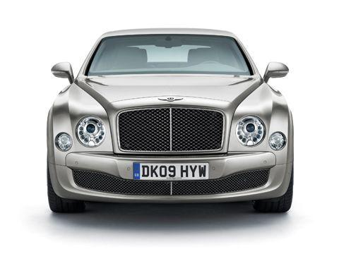Отзывы о Bentley Mulsanne (Бентли Мулсан)