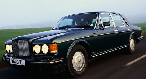 Отзывы о Bentley Turbo R (Бентли Турбо Р)