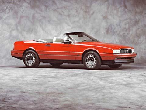 Отзывы о Cadillac Allante (Кадиллак Аланте)