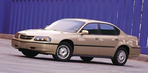 Отзывы о Chevrolet Impala (Шевроле Импала)
