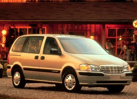 Отзывы о Chevrolet Venture (Шевроле Вентура)
