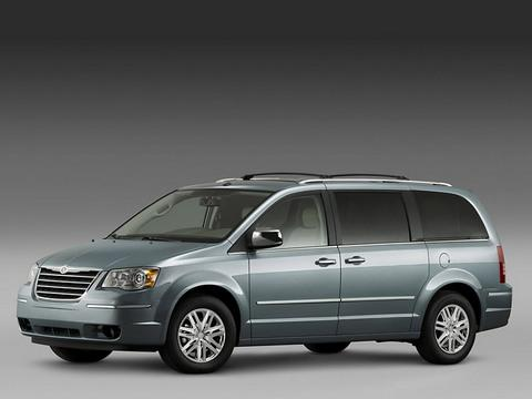 Отзывы о Chrysler Town Country (Крайслер Таун Кантри)