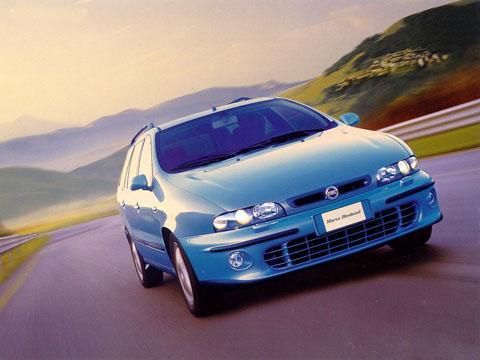 Отзывы о Fiat Marea (Фиат Мареа)