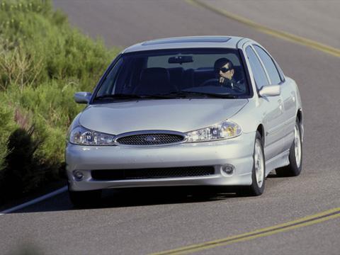 Отзывы о Ford Contour (Форд Контур)