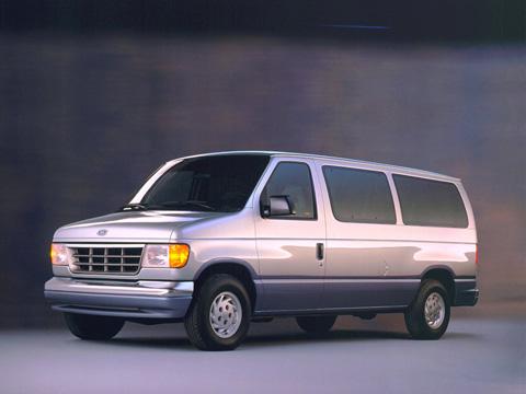 Отзывы о Ford Econoline (Форд Эконолайн)