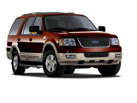 Отзывы о Ford Expedition (Форд Экспедишн)