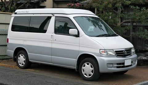 Отзывы о Mazda Bongo (Мазда Бонго)