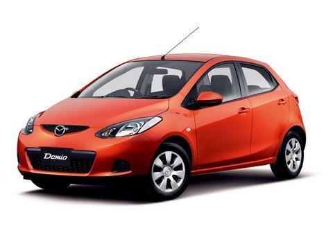 Отзывы о Mazda Demio (Мазда Демио)