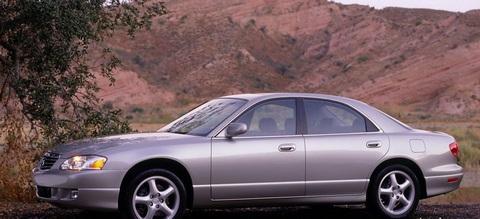 Отзывы о Mazda Millenia (Мазда Милления)