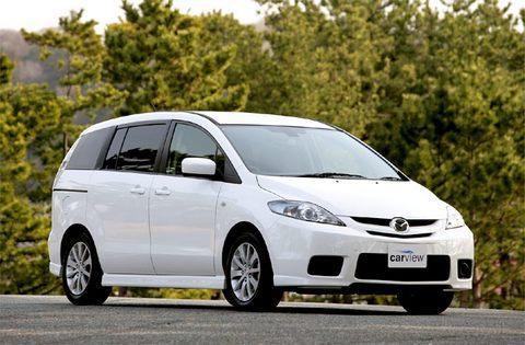 Отзывы о Mazda Premacy (Мазда Премаси)