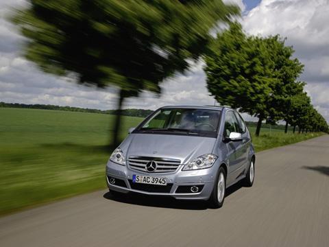 Отзывы о Mercedes A160 (Мерседес А160)