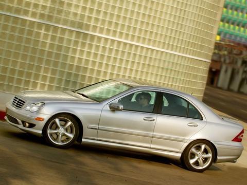 Отзывы о Mercedes C 230 (Мерседес Ц 230)