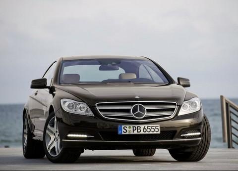 Отзывы о Mercedes CL600 (Мерседес ЦЛ600)