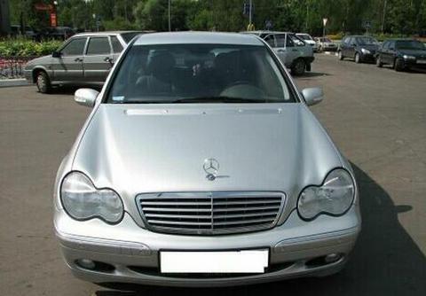 Отзывы о Mercedes C180 (Мерседес Ц180)