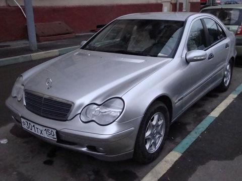 Отзывы о Mercedes C200 (Мерседес Ц200)