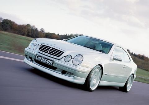 Отзыв о Mercedes CLK 230 (Мерседес ЦЛК 230)