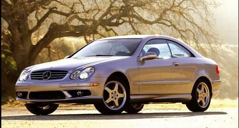 Отзыв о Mercedes CLK 500 (Мерседес ЦЛК 500)