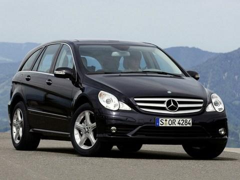Отзывы о Mercedes R350 (Мерседес Р350)