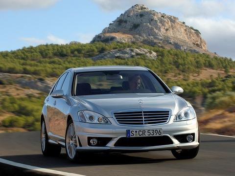 Отзывы о Mercedes S63 AMG (Мерседес С63 АМЖ)