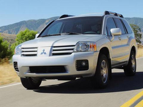 Отзывы о Mitsubishi Endeavor (Мицубиси Эндевор)