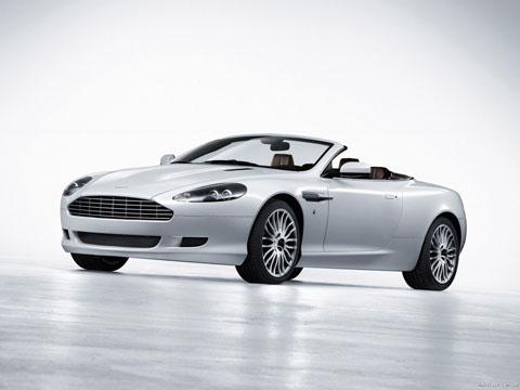 Отзывы о Aston Martin DB9 (Астон Мартин ДБ9)