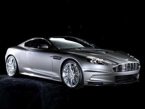 Отзывы о Aston Martin DBS (Астон Мартин ДБС)