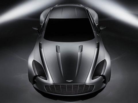 Отзывы о Aston Martin One-77 (Астон Мартин Ван-77)