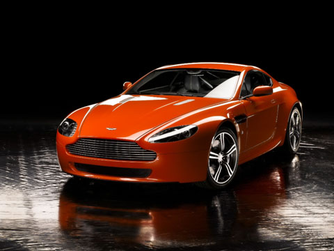 Отзывы о Aston Martin V8 (Астон Мартин В8)