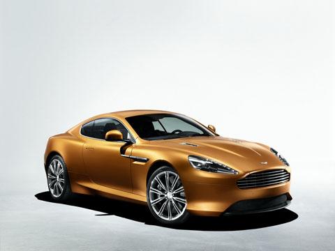 Отзывы о Aston Martin Virage (Астон Мартин Вираж)
