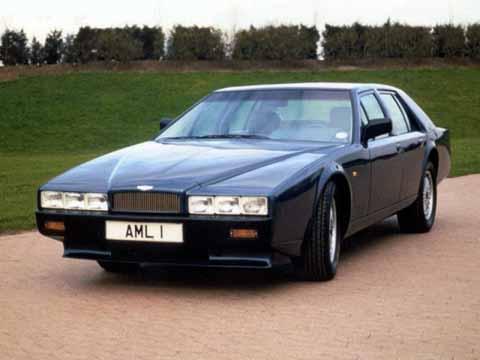 Отзывы о Aston Martin Lagonda (Астон Мартин Лагонда)